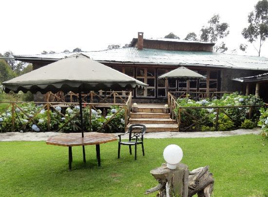 Mountain Gorilla View Lodge Rwanda