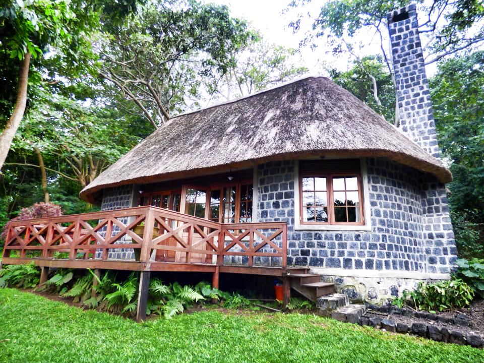 Mikeno Lodge in DR Congo